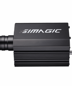base volante sim racing m10 simagic