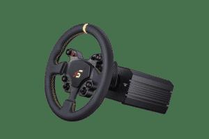 volante direct drive simagic corona rotonda