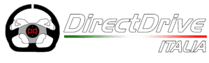 Logo Direct Drive Italia Bianco
