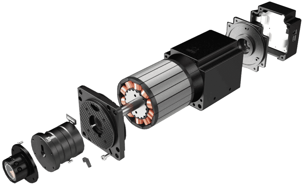 simagic alpha motore servo