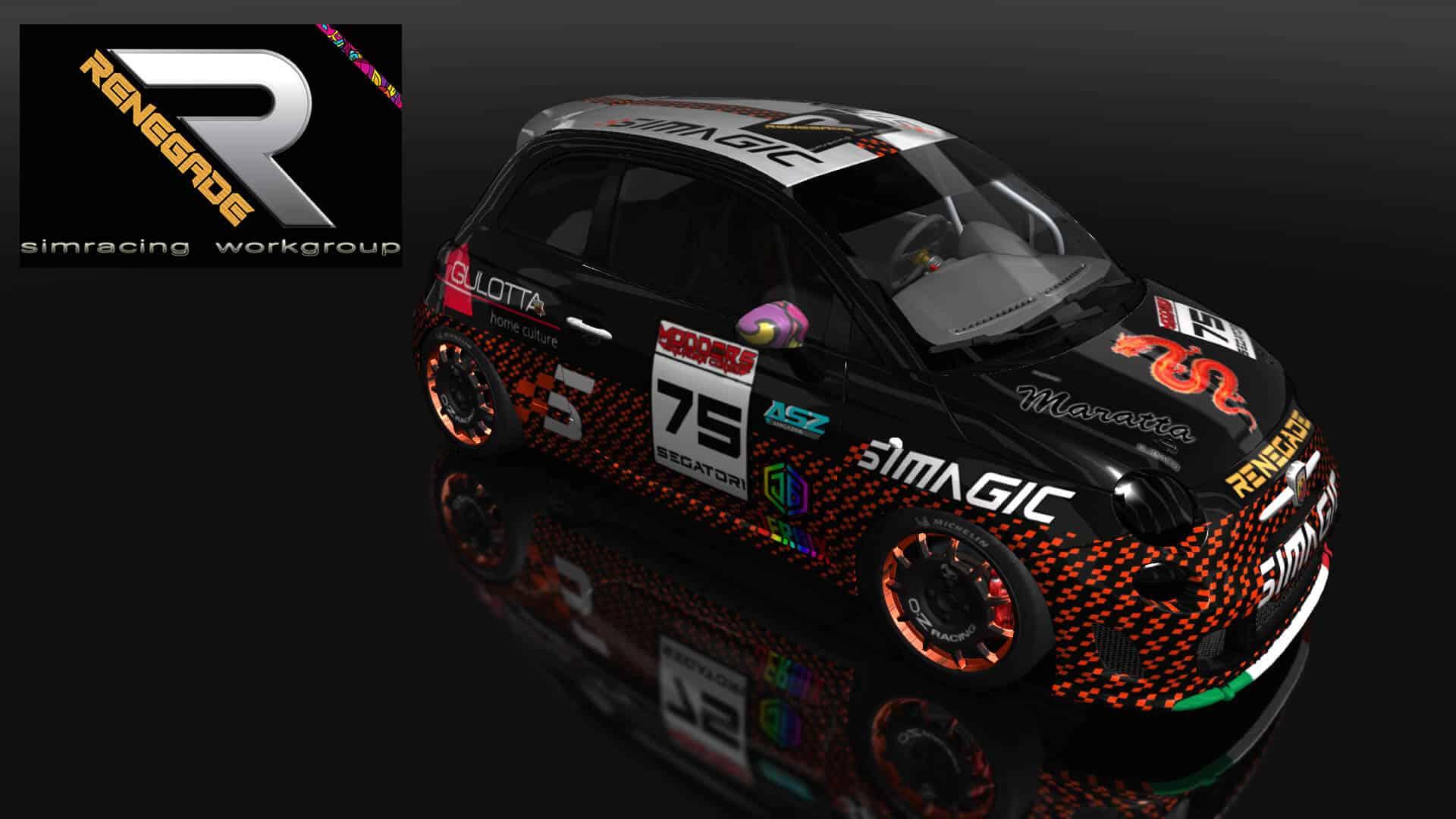 r sim racing workgroup team