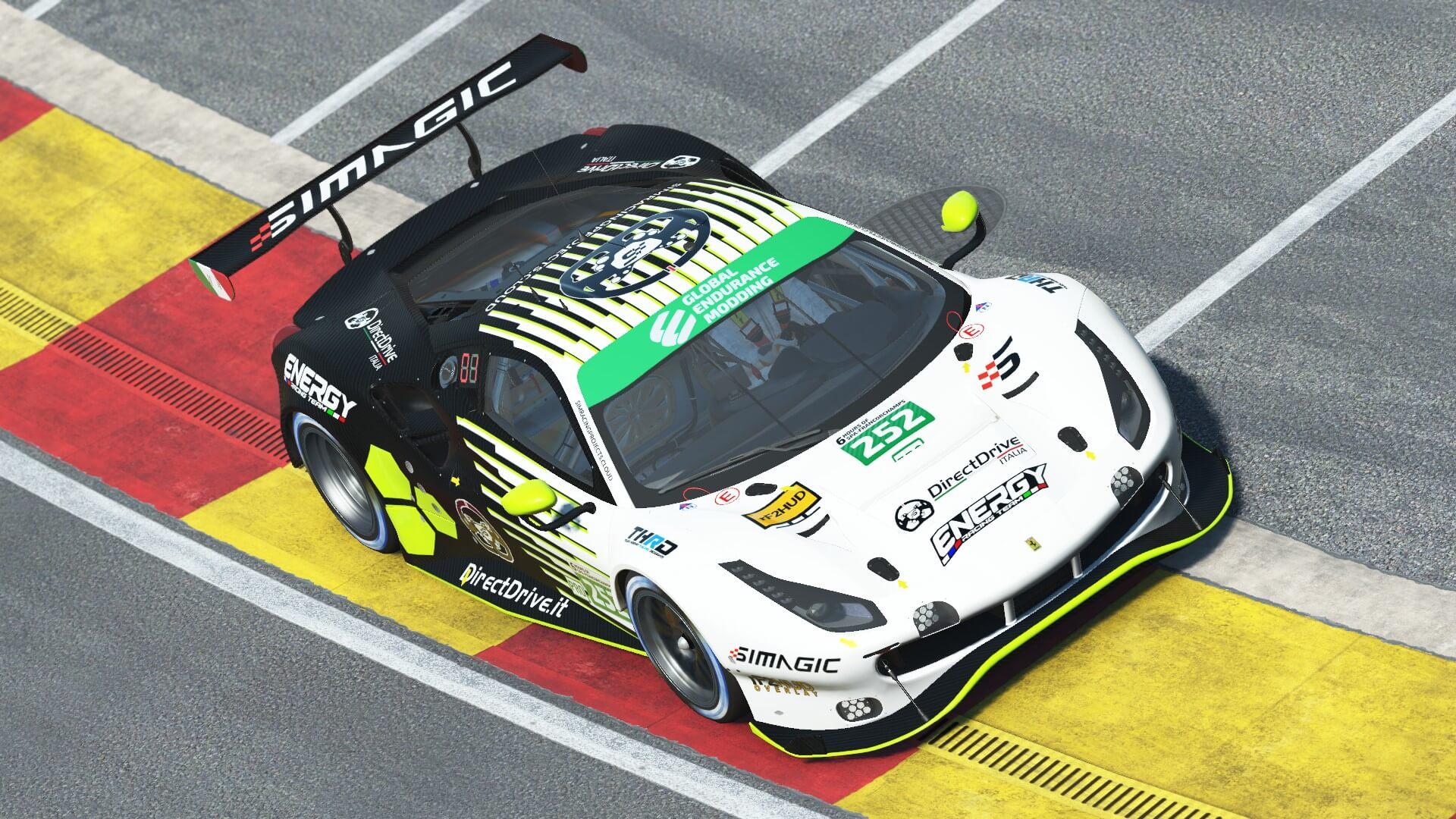 sim racing team energy
