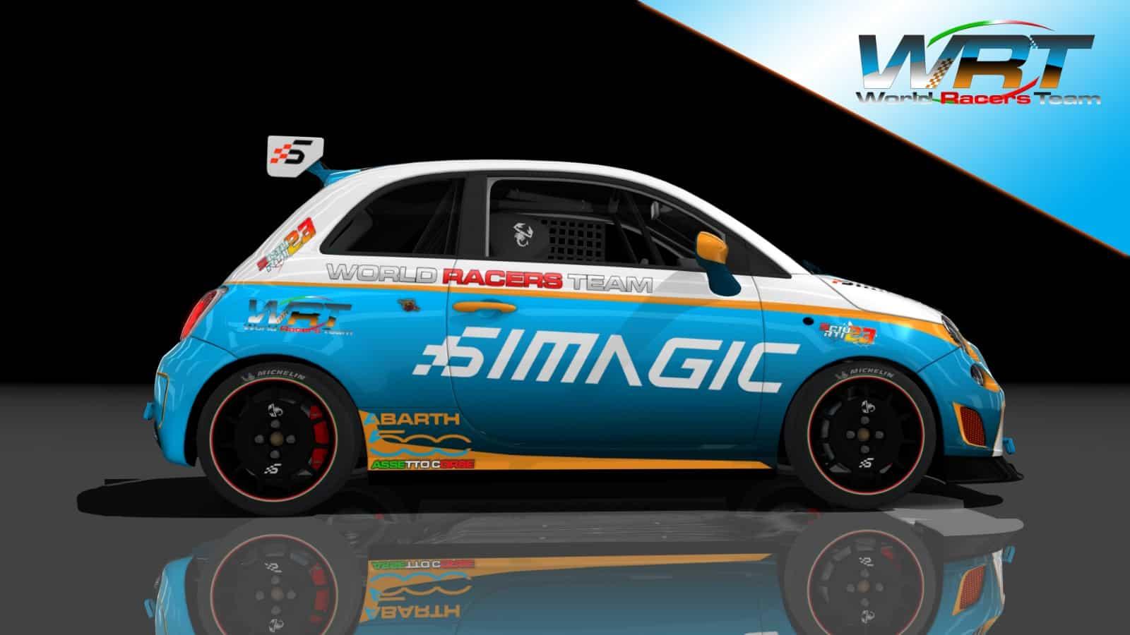 world sim race team
