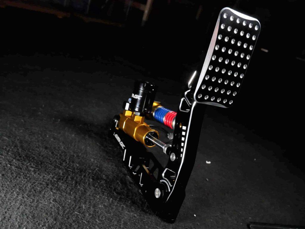 pedale acceleratore simulatore simagic