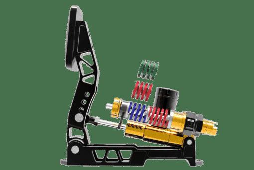 pedale idraulico del freno