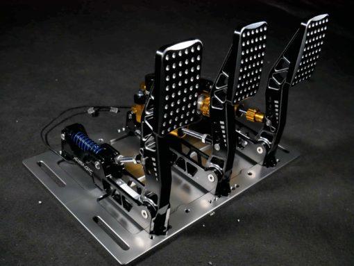 pedaliera sim racing