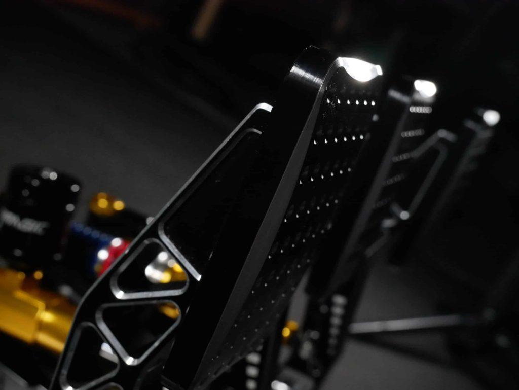 simagic pedals idraulica