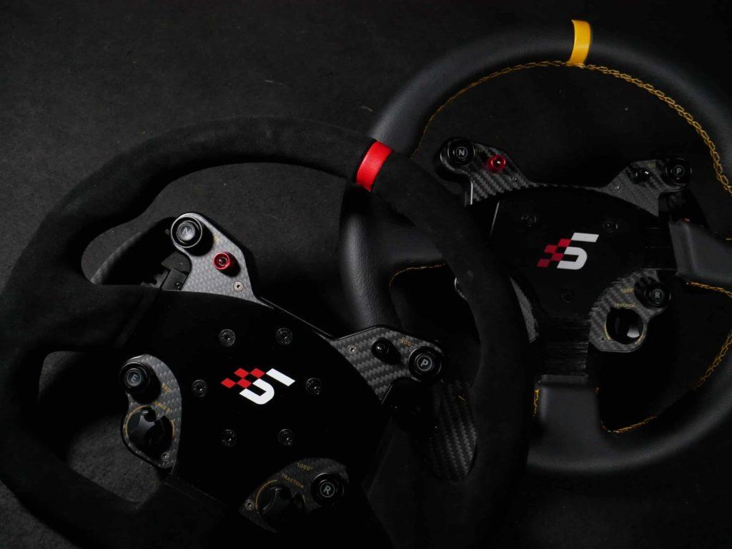 volante sim racing gt1