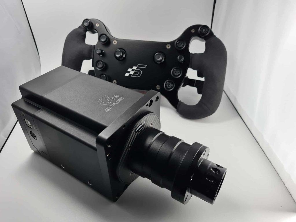 volante simulatore racing simagic gt4